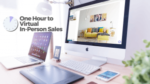 Learn how to do Virtual or Remote In-Person Photography Sales